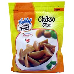 Picture of Vadilal Chikoo Slices 312gm