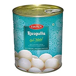 Picture of Bikaji Rasgulla 1kg