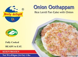 Picture of Daily Delight Onion Oothappam 454gm