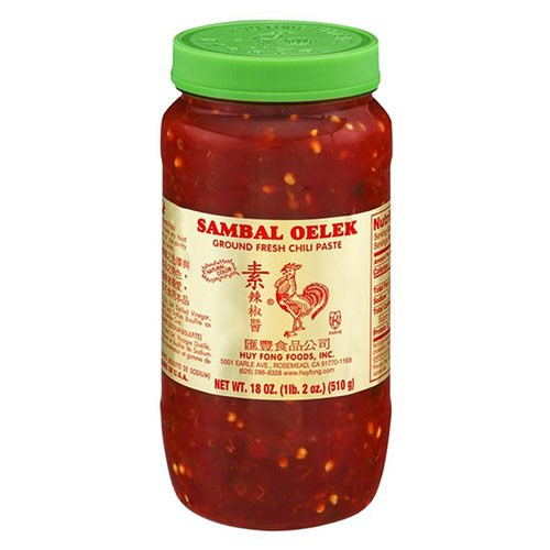 Picture of SAMBAL OELEK 18oz