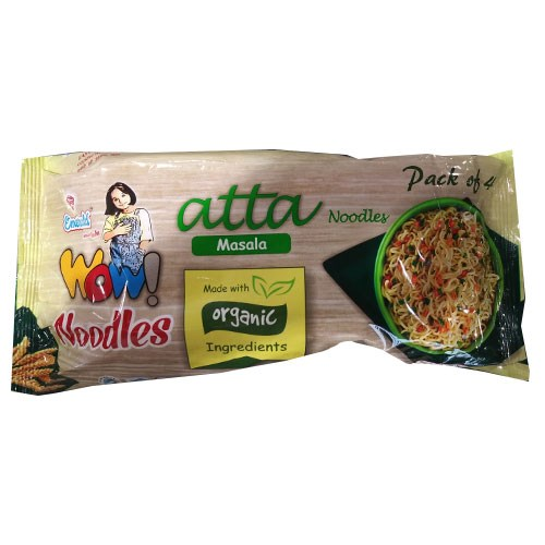 Picture of Wow Organic Veg Atta Noodle 240gm