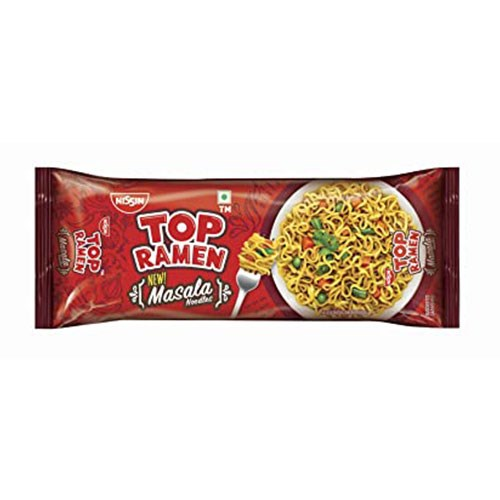 Picture of Top Ramen Masala Noodles 280gm