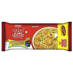 Picture of Top Ramen Masala Noodles 560gm