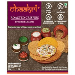 Picture of Chaakri Breakfast Khakhra 7oz