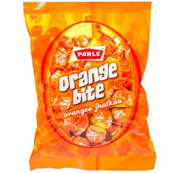 Picture of Parle Orange Bite Candy 289gm