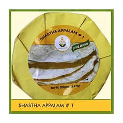 Picture of Shasta Appalam #1 325gm