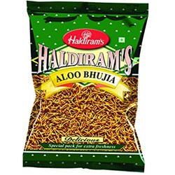 Picture of Haldiram Aloo Bhujia 400gm