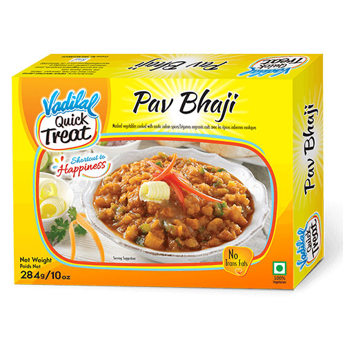 Picture of Vadilal Pav Bhaji 284gm