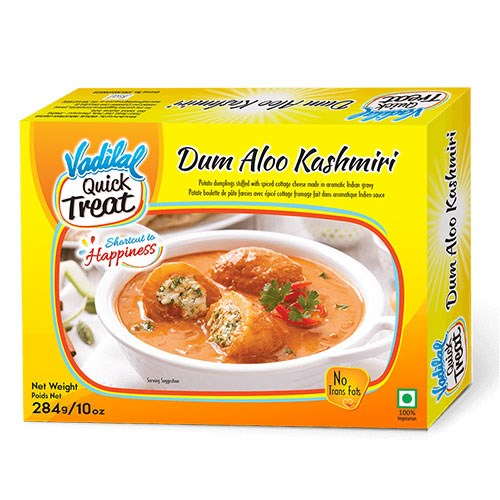 Picture of Vadilal Dum Aloo Kashmiri 284gm