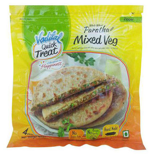 Picture of Vadilal Mix Veg. Paratha 400gm