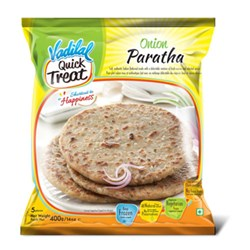 Picture of Vadilal Onion Paratha 400gm