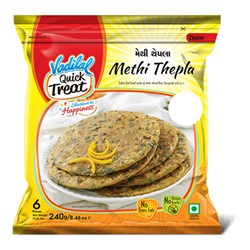 Picture of Vadilal Methi Thepla 240gm