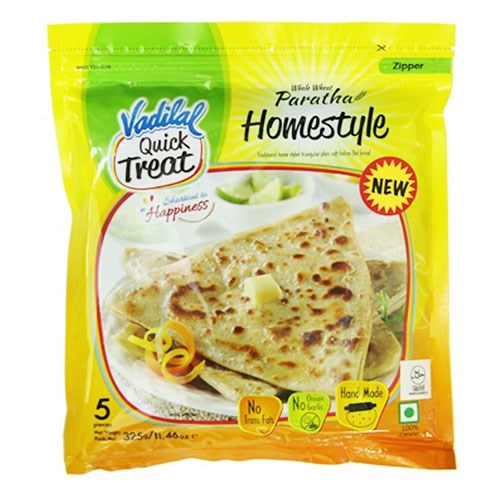 Picture of Vadilal Homestyle Paratha 325gm