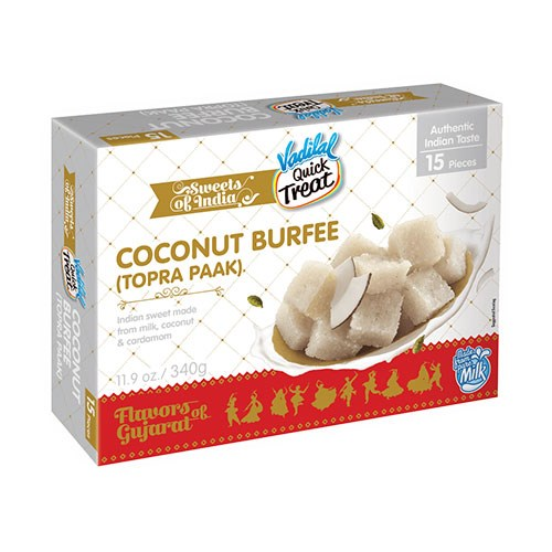 Picture of Vadilal Coconut Burfee 340gm