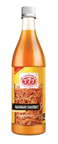 Picture of 777 Nannari Syrup 700mL