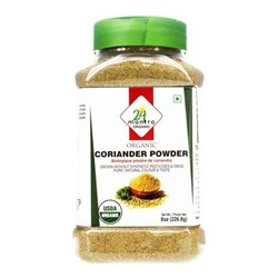Picture of 24 Mantra Organic Coriander powder 80z
