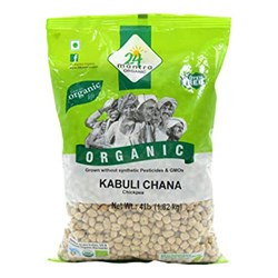 Picture of 24 Mantra Kabuli Chana 4lbs