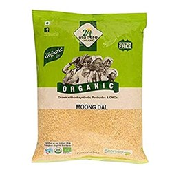Picture of 24 Mantra Moong Dal 4lbs