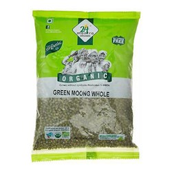 Picture of 24 Mantra Green Moong whole 4lbs