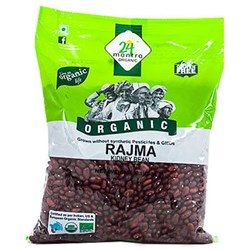 Picture of 24 Mantra Rajma 4lbs