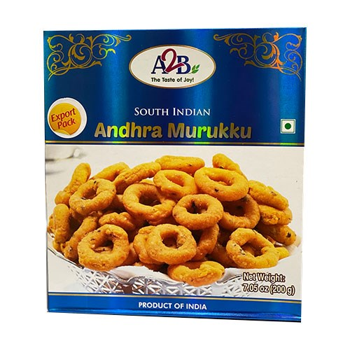 Picture of A2b Andhra Murukku 200g