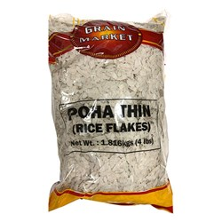 Picture of Grain Market Poha Thin 4lb