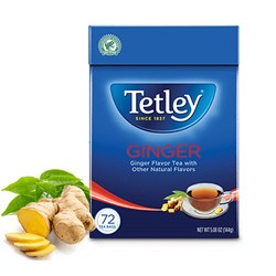 Picture of Tetley Tea Ginger 72ct