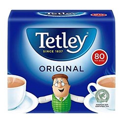 Picture of Tetley Tea Bags 80ct