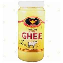 Picture of Deep Pure Cow Ghee 15oz