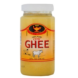 Picture of Deep Pure Cow Ghee 8oz
