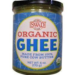 Picture of Swad Organic Ghee 6oz