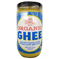 Picture of Swad Organic Ghee 12oz