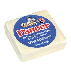 Picture of Gopi Paneer Low Sodium 8oz