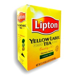 Picture of Lipton Yellow Label Tea 900gm