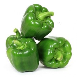 Picture of Green Bell Pepper /pc.