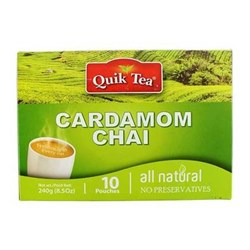 Picture of Quik Tea Cardamom Chai 10ct.