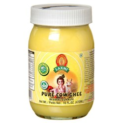 Picture of Laxmi Cow Ghee 16oz