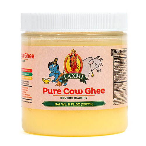Picture of Laxmi Cow Ghee 8oz