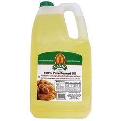 Picture of Laxmi Peanut Oil 3qt