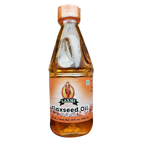 Picture of Laxmi Flaxseed Oil 8oz