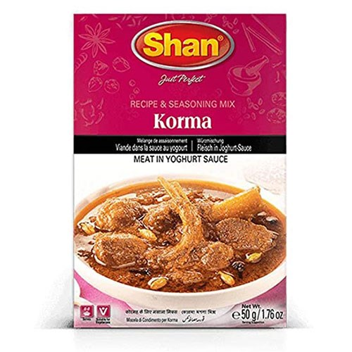 Picture of Shan Korma Masala 50gm