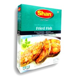 Picture of Shan Fried Fish 50gm