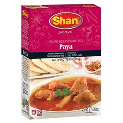 Picture of Shan Paya Masala 50gm