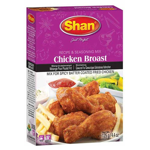 Picture of Shan Chicken Broast 125gm