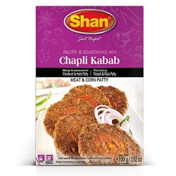 Picture of Shan Chapli Kabab 3.5oz