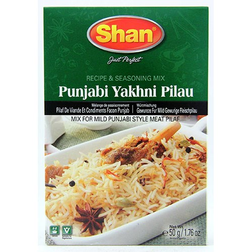Picture of Shan Punjabi Yakhni Pilau 50gm
