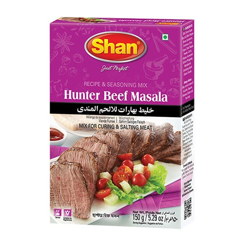 Picture of Shan Hunter Beef Masala Packet