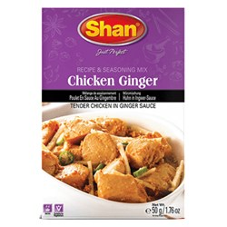 Picture of Shan Chicken Ginger 50gm