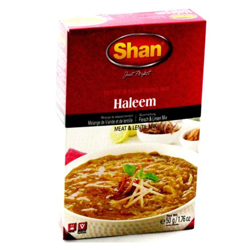 Picture of Shan Halim Masala 50gm
