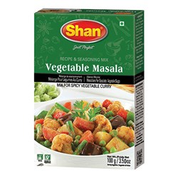 Picture of Shan Vegetable Masala 3.5oz
